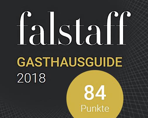 Restaurant Zur Scheune Bewertung auf Falstaff – 84 Punkte!