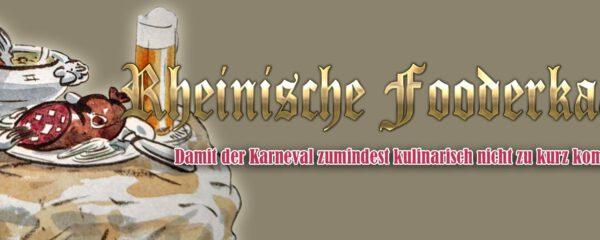 Rheinische Leckerschen@home: Für die Wochenenden 29./30.01., 05./06.02. und 12./13.02.