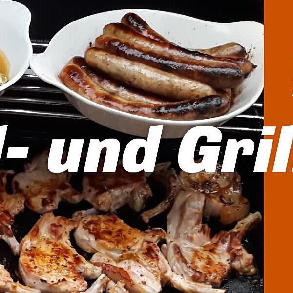 Ab 20. März: Chill- und Grill@home