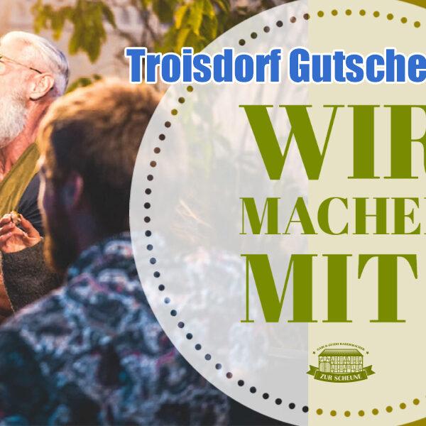 Troisdorf Gutschein+plus – WIR SIND DABEI!