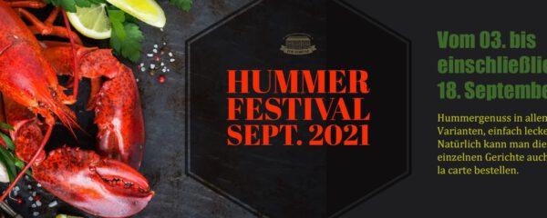 Hummer-Festival im September 2021