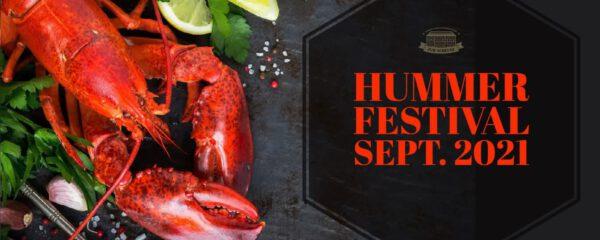 Hummer-Festival 03. – 18. September 2021